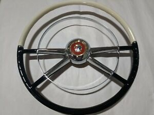 1953 54 Ford Accessory Steering Wheel