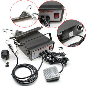 Electric Powder Coating System auto Body Portable Coat Machine Paint Gun Kit Usa