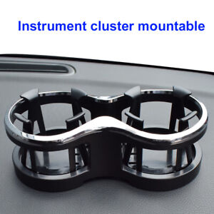 Car Double Hole Car Cup Holder Car Drink Holders Insulation Cup Holder Universal