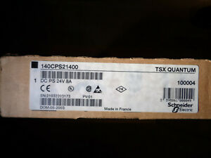 Schneider Automation Modicon Tsx Quantum 140cps21400 140 cps 21 400 Cps 21400
