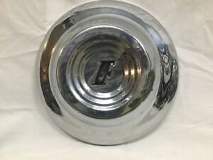 1950 1951 Ford Hub Cap Dog Dish Poverty Wheel Cover Free Shipping