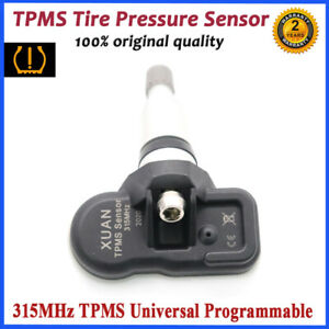 315mhz Programmable Tpms Tire Pressure Sensor For Universal Tire Pressure Tool