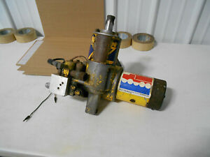 Meyer Meyers E60 E60 Snow Plow Pump E47 E48 E57 E60 h Chevy Gmc Ford Dodge Truck