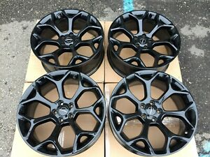 4 20 Chrysler 300 300s 300c Oem Factory Wheels Rims Rim Set 2539 Dodge Charger