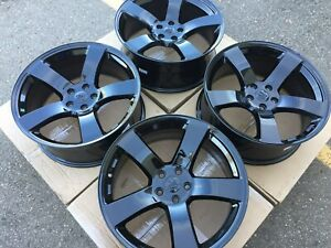 4 20 Dodge Challenger Charger Magnum Chrysler 300 300c Wheels Rims Rim Set New