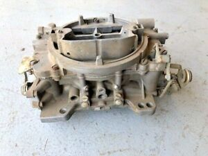 409 Chevy Ss 409 Carter Afb Carburetor 4 Barrel 3783s 1965