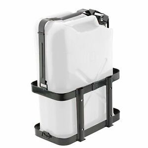 Smittybilt 2798 Jerry Gas Can Holder Holds 5 Gallon Gas Can Gas Can Holder