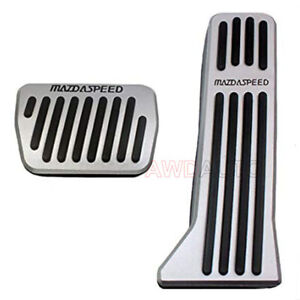 For Mazda Cx 5 3 6 Accessories Car Alloy At Car Accelerator Brake Pedal Gas Pads