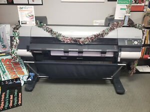Used Canon Ipf8400s Large Format Printer