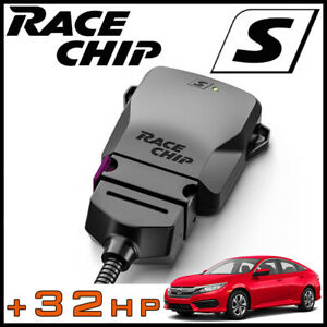 Racechip S Series Chip Programmer Tuner 32hp Fits 2016 2020 Honda Civic 1 5l