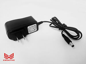 Ac To Dc 2 Pin Adapter 12v 1a 12w Power Supply Switch Transformer Female Jack