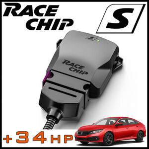 Racechip S Series Chip Programmer Tuner 34hp Fits 2017 2020 Civic Sport 1 5l