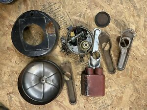 1951 To 1952 Ford F1 Parts