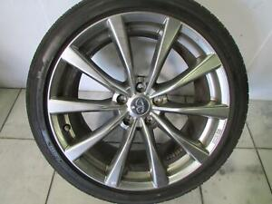 10 Infiniti G37 Wheel 19x9 alloy Rear 10 Spoke Coupe