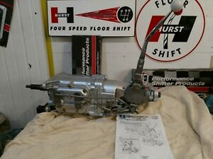 Cut Hurst Comp 68 72 Chevelle Shifter Kit 4 Speed 3918014 A Body