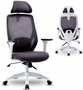 Computer Office Mesh Swivel Chair High back Executive Recliner Desk Task Seat