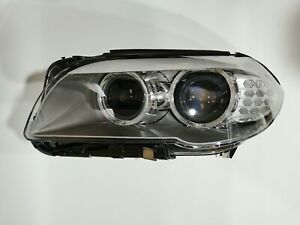 Fit For 09 13 Bmw 5 Series F10 F11 F18 Bi Xenon Headlight Left 6311 7271911