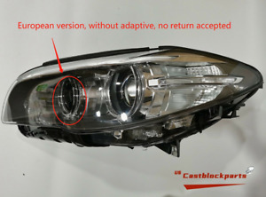 Fit For 14 15 16 17 Bmw 5 Series F10 Lci F11 F18 Left Bi xenon Headlight 7343911