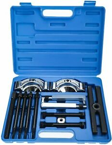 14pc Gear Puller And Bearing Separator Splitter Remover Tool Set For 9 32 To 3