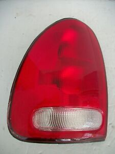 Dodge Caravan Chrysler Town Country Lh Taillight 1996 1997 1998 1999 2000