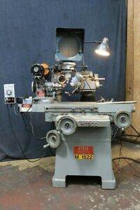 Hybco 1900 New 1988 Optical Comparator Tool Cutter Grinder Hybco 2100 sb M