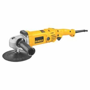 Dewalt Variable Speed Polisher 7 inch To 9 inch dwp849
