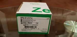 Sr2e121fu Schneider Electric Zelio Logic Basic Smart Relay Sr2 E121fu