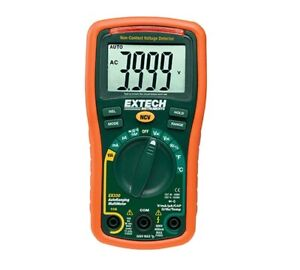 Extech Ex330 Mini Digital Multimeter 600v 40 Mohms New