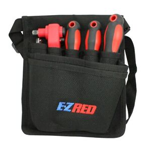E Z Red H240 5 Piece Hybrid Insulated Tool Set New Free Shipping