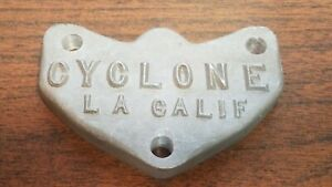 Cyclone La Calif Stromberg 97 Holley 94 Carb Block Off Plate Trog Scta 32 Ford
