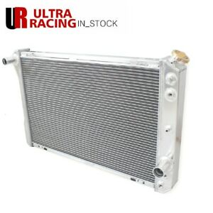 3 Rows For Chevy Camaro Z28 1982 1987 91 92 Pontiac Firebird Trans Am Radiator