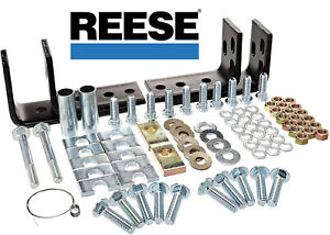 Reese 30439 Fifth Wheel Installation Kit For 30035 And 58058 New Free Shipping