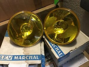 Sev Marchal Starlux 722 Headlights New Multi Brand For Autos Old