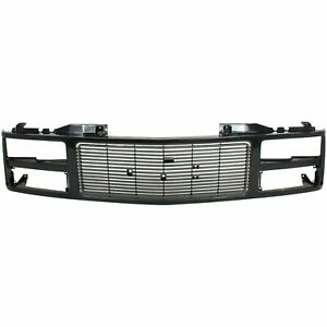 New Grille For 1988 1993 Gmc K1500 C1500 Suburban 88960432 Ships Today