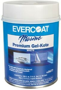 Evercoat Laminating Gelcoat Gallon White