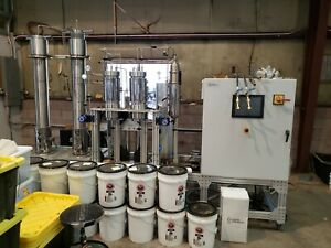 Applied Extracts Supercritical Co2 Hemp Extractor 4350 Psi Makes 20 Kg day Oil
