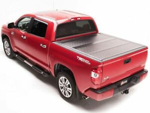 Bakflip G2 Tonneau Cover For 2007 2019 Toyota Tundra 5 7 Bed With Deck Rail