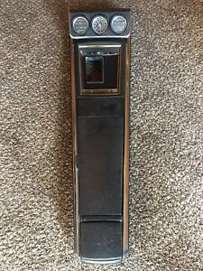 1967 Chevrolet Camaro Rs Ss Complete Console W Gauges Oe