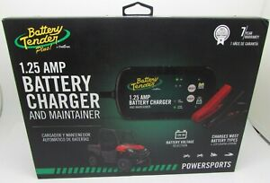 Deltran Battery Tender Plus 1 25 Amp Battery Charger Maintainer