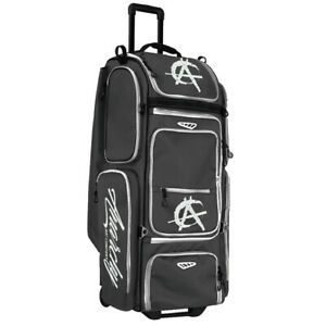 SMASH OPS V2 GUERRILLA Anarchy Edition Roller Bag Charcoal White $199.99