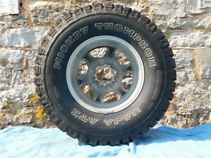 Tire Mickey Thompson Baja Atz 35x12 50 R17lt M s With Sidebiters