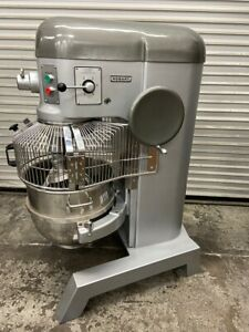 60 Qt Mixer Dough Bakery Restaurant Hobart H 600 Bowl Guard Safety Cage 5166