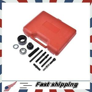 Pulley Puller And Installer Power Steering Pump Remover Alternator Ac 13pc Kit