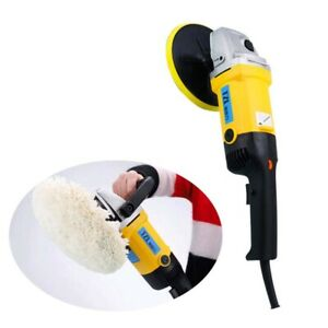 Car Orbital Polisher Buffer Auto Waxer Sander Waxing Polishing Buffing Machine