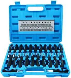 23pcs Universal Auto Wire Electrical Terminal Connector Release Removal Tool Kit