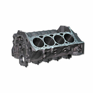 Dart 31161211 Engine Cylinder Block Sb Chevy Shp Iron 4 125 Bore 9 025 Deck 350