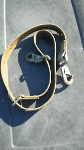Vintage Klein Tools Tree Tower Pole Climbing Belt