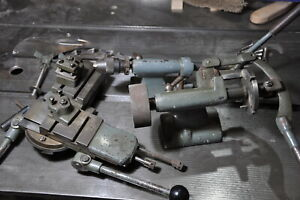 Boley 2be Cross Slide Tailstock Turret