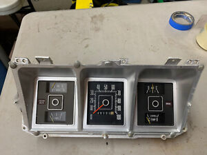 76 79 1976 1979 Ford Truck 78 79 Bronco Speedometer Instrument Cluster 100 Mph