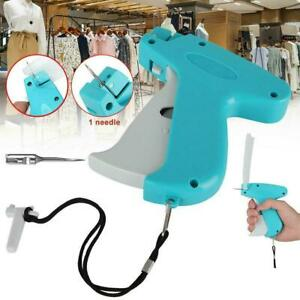 Clothing Garment Brand Price Tag Gun Barbs Label Needle Machine Q9d3